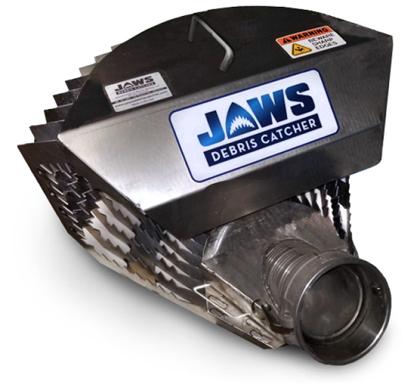Jaws Debris Catcher